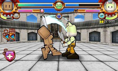 Battle Robots! captura de tela 1