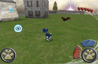 Le Chat Froussard 3D Deluxe
