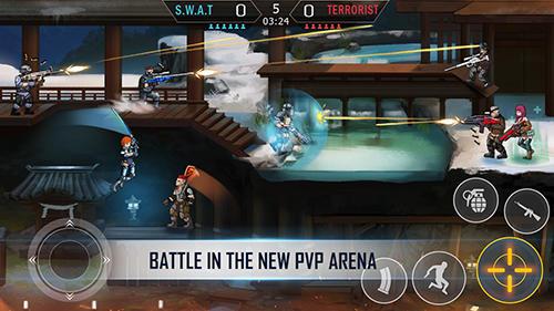 Dead arena: Strike sniper für Android
