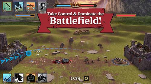 Arrow master: Castle wars Screenshot