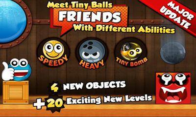 Arcade-Spiele Tiny Ball Vs. Evil Devil für das Smartphone