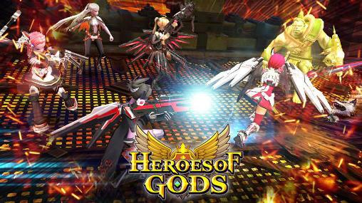 Heroes of gods icono