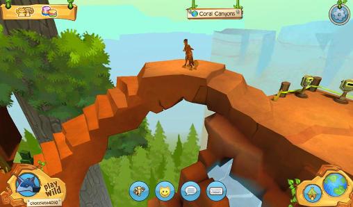 Animal jam: Play wild captura de tela 1