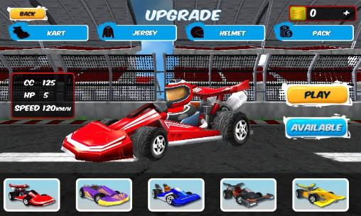 Go karts 3D for Android