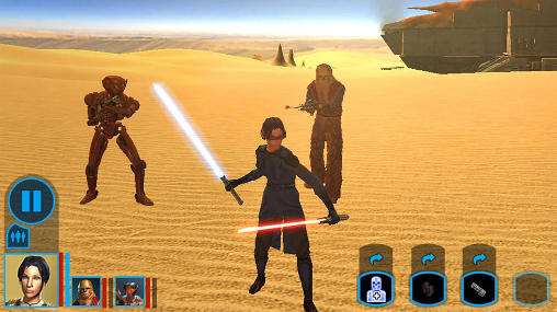 Star Wars: Knights of the Old republic v1.0.6 pour Android
