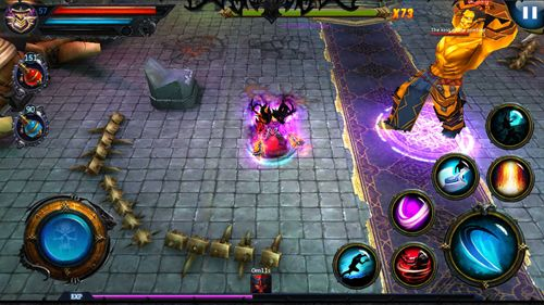 RPG: download Sentinel legend to your phone
