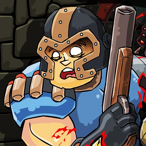 Demon Blast - 2.5d game retro fpsіконка
