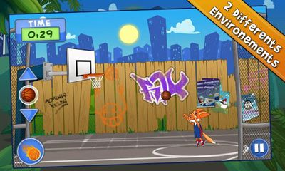 Jimmy Slam Dunk für Android