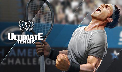 логотип Невероятный теннис