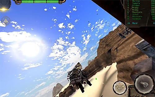 Exile skies Screenshot