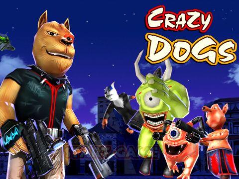 logo Die verrückten Hunde