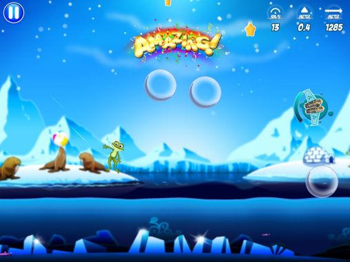 Froggy splash 2 pour Android