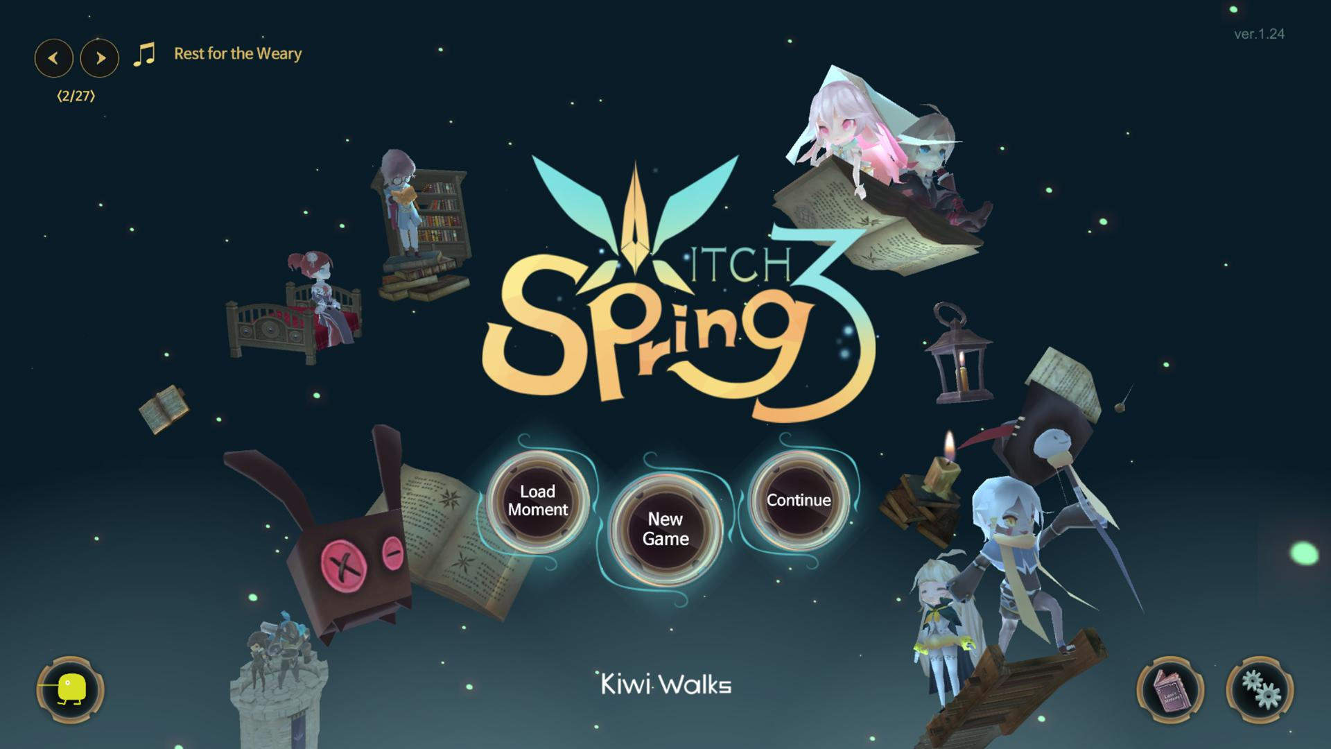 WitchSpring3 screenshot 1