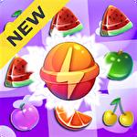 Fruit jam splash: Candy match Symbol
