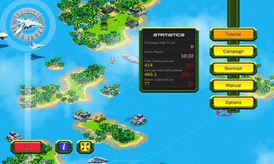 Tropical Stormfront скриншот 1