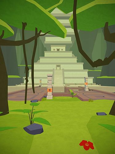 Abenteuer-Spiele Faraway 2: Jungle escape für das Smartphone