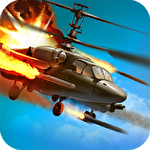 Battle of helicopters icon