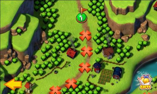 Onlinespiele Little commander 2: Xmas special für das Smartphone