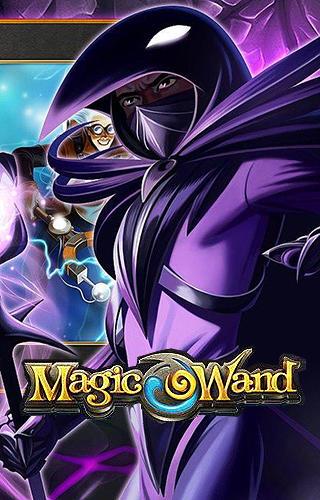 Magic wand and book of incredible power Screenshot
