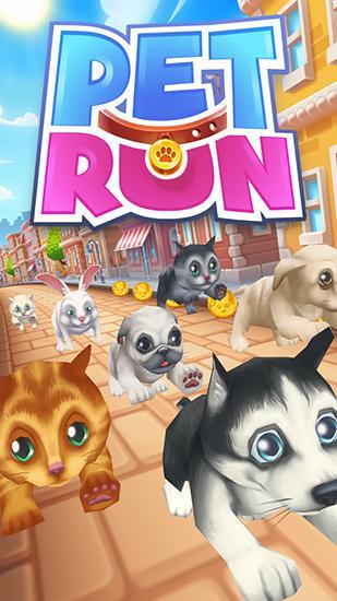 Pet run Screenshot