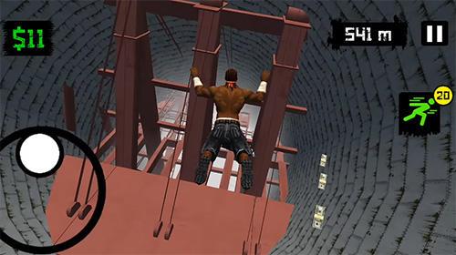 The grand jump 5 capture d'écran 1