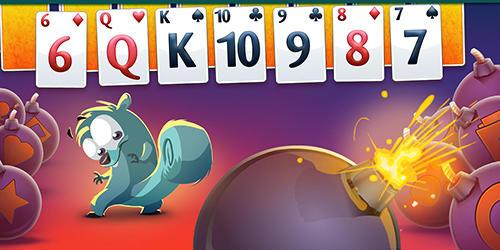 Brettspiele Fairway solitaire blast für das Smartphone