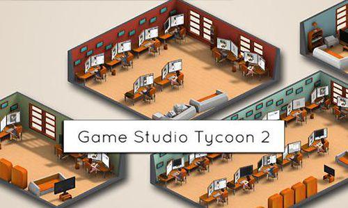 логотип Магнат игровой индустрии 2