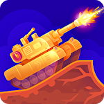 Tank shock ícone