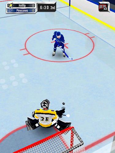 Puzzle hockey screenshot 1