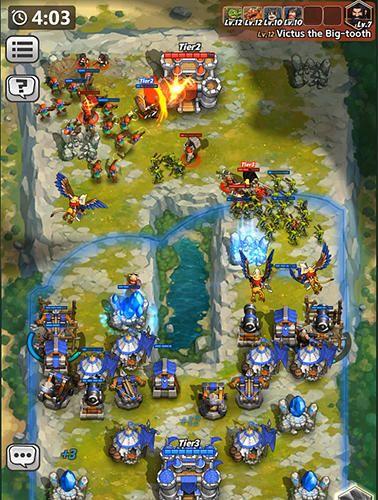 Strategie: Lade Schlossbrand auf dein Handy herunter