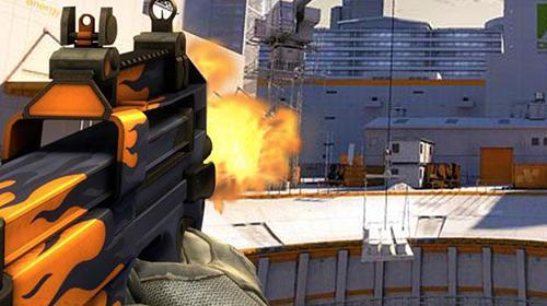 Sniper Sniper: Ultra kill auf Deutsch