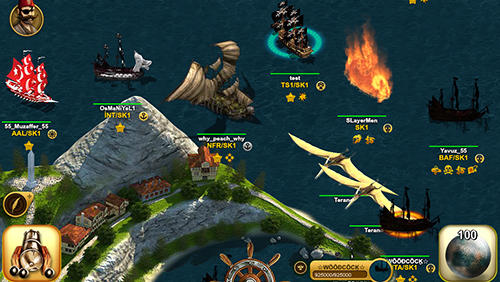 Son korsan pirate MMO for Android