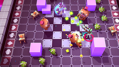 Rogue gunner: The digital war. Pixel shooting für Android