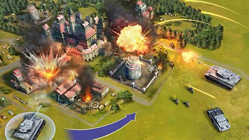 World warfare Screenshot