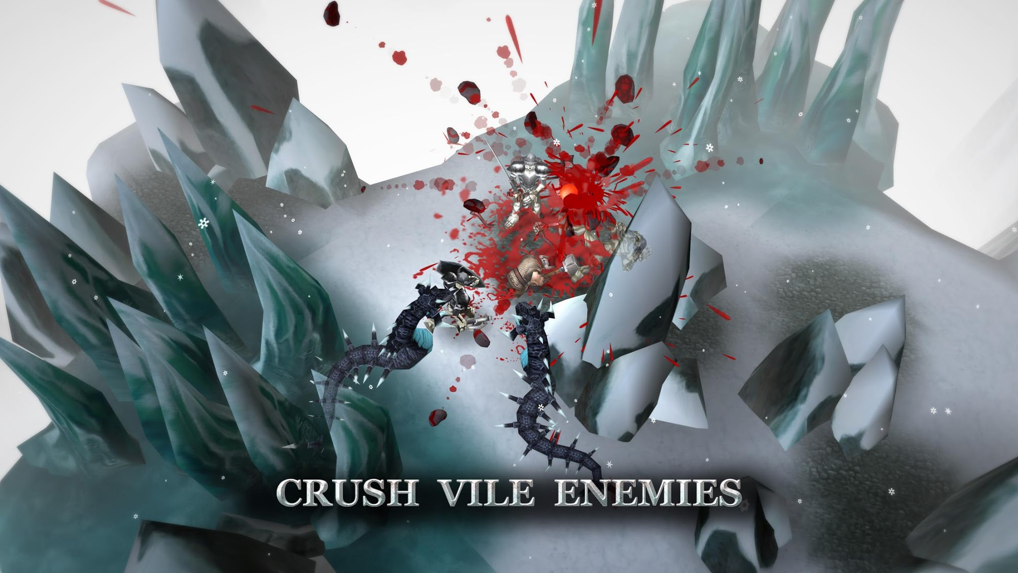 Runic Rampage - Hack and Slash RPG スクリーンショット1