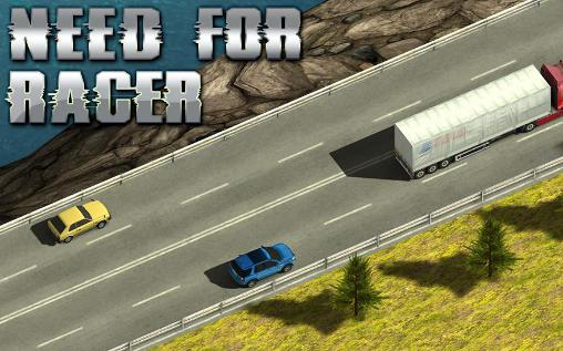 Need for racer Screenshot