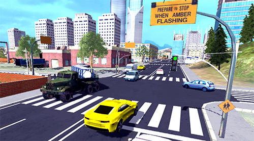 Trucker adventures: City delivery для Android
