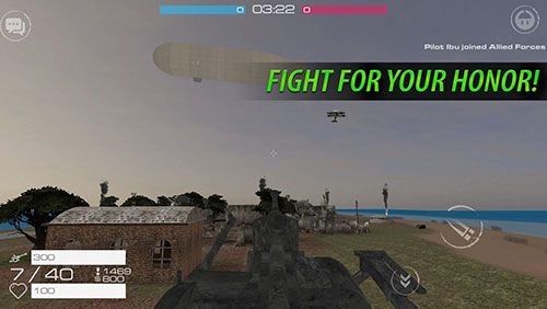Vanguard online: WW2 para Android