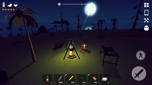 Rusty memory: Survival for Android