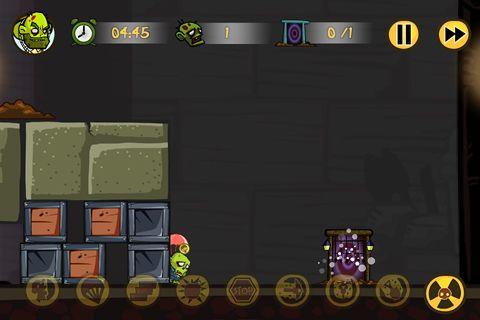Arcade: Lade Zombiez! auf dein Handy herunter