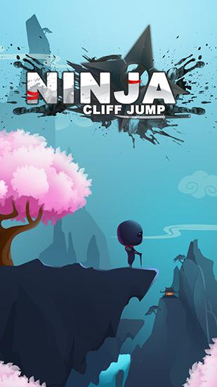 Ninja: Cliff jump Screenshot