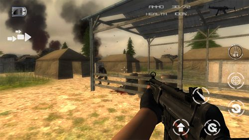 Screenshot Toter Bunker 4: Apokalypse auf dem iPhone