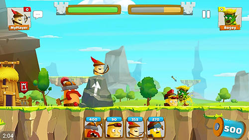 Tower rush: Online pvp strategy для Android
