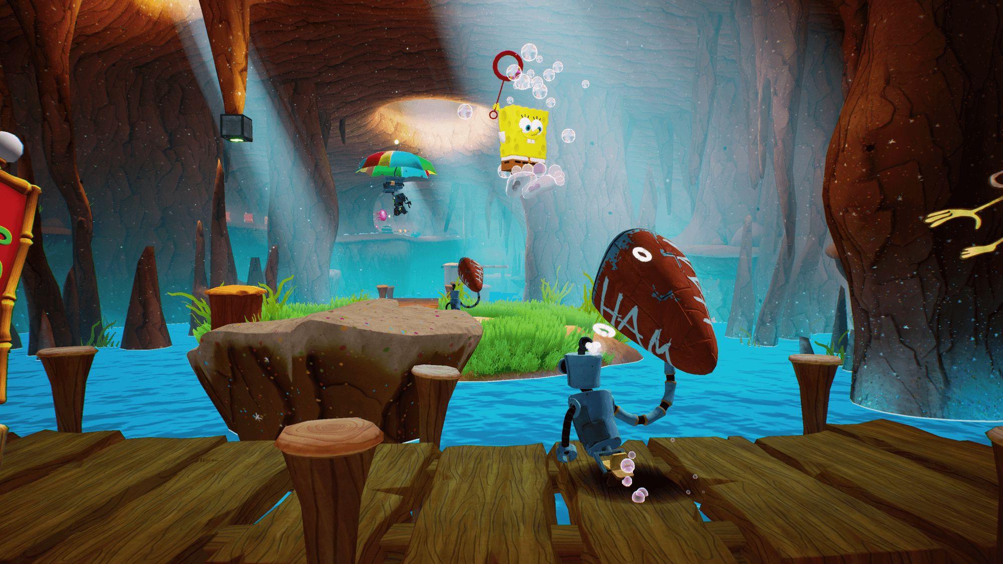 SpongeBob SquarePants: Battle for Bikini Bottom for Android