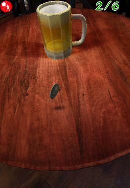 Rebote de la cerveza en español