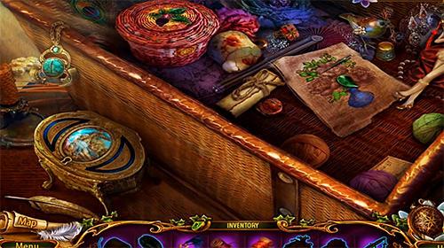 Abenteuer-Spiele Hidden objects. Dark romance: The swan sonata für das Smartphone