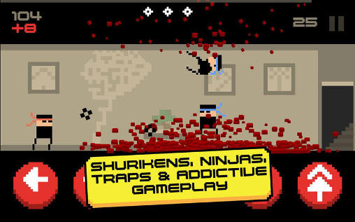 Ninja warrior: Temple for Android