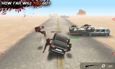 Zombie Highway for Android