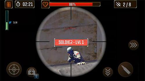 Schießstand Combat battlefield: Black ops 3 auf Deutsch