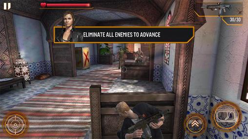 Screenshot Mission Unmöglich: Schurkennation auf dem iPhone